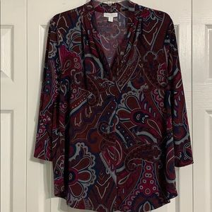 Charter Club Women's Blouse